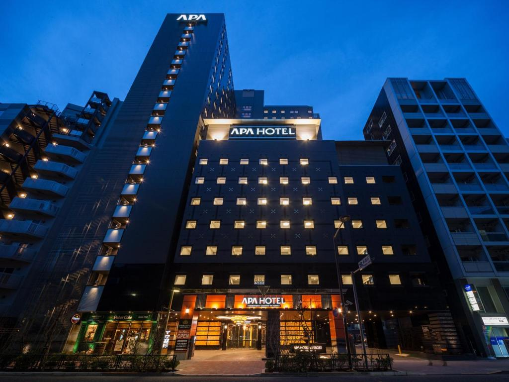 APA Hotel & Resort Nishishinjuku-Gochome-Eki Tower, Tokyo – Updated 2019 Prices