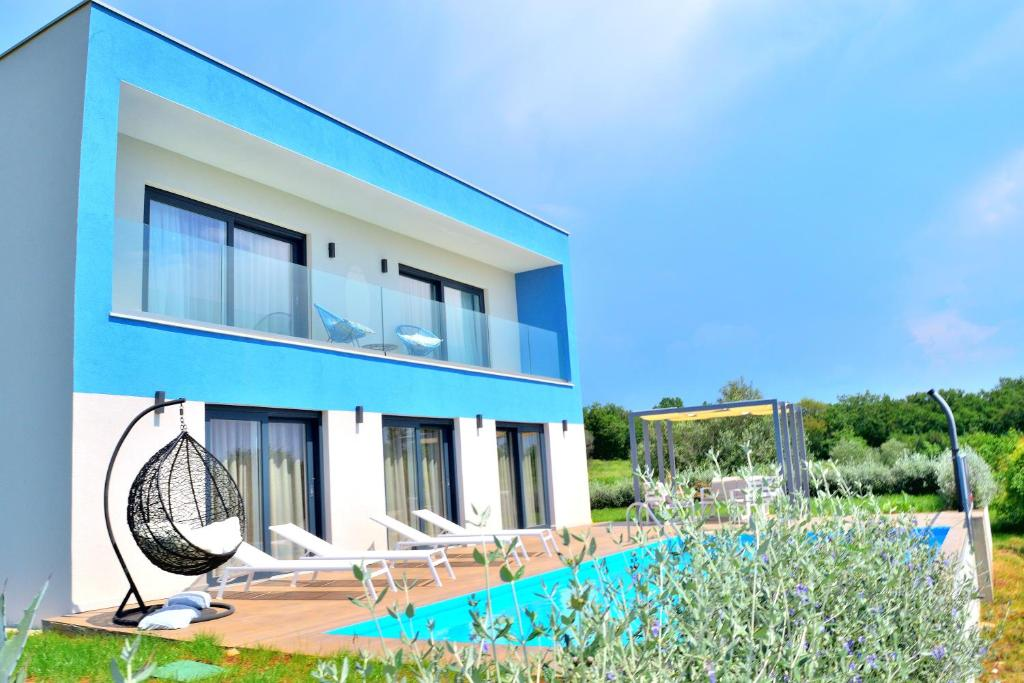 villa domus lauri modern house umag croatia booking com
