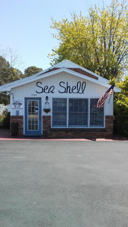 sea shell motel chincoteague va. Black Bedroom Furniture Sets. Home Design Ideas