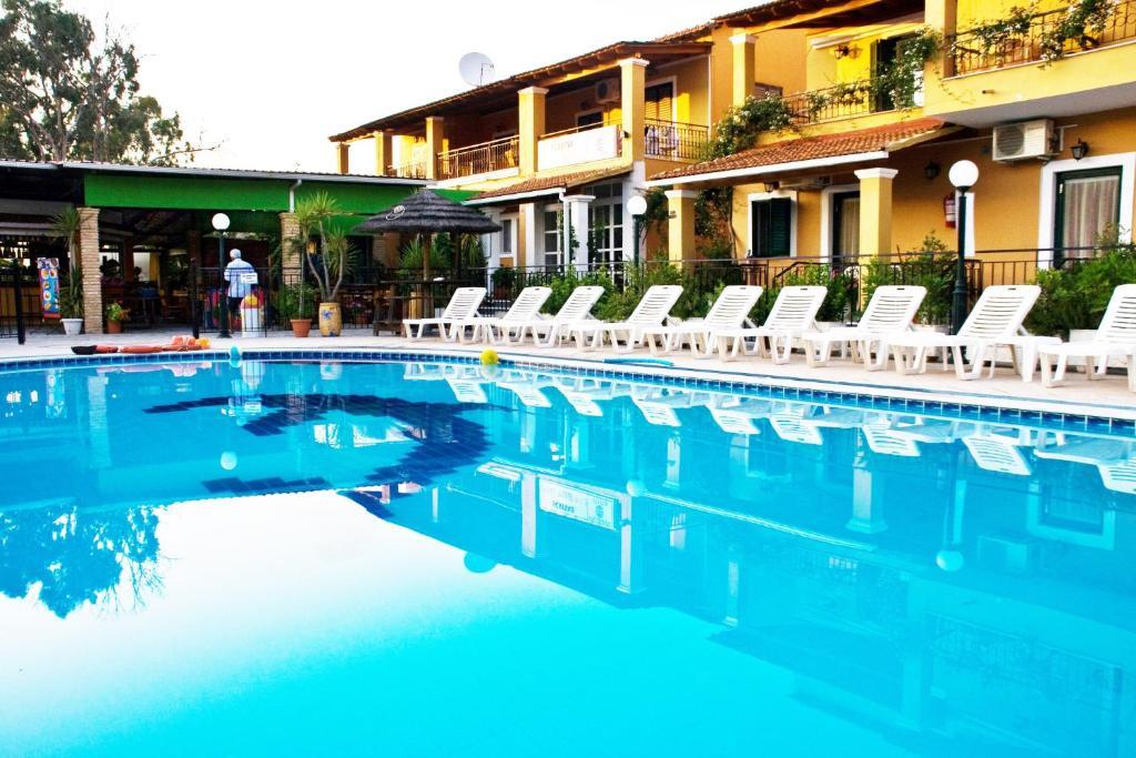 Melissa Apartments Kavos Greece Booking