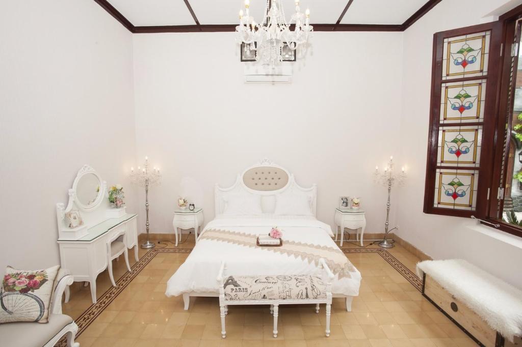 Villa huis van gustafine floor 1 indonesien malang booking.com