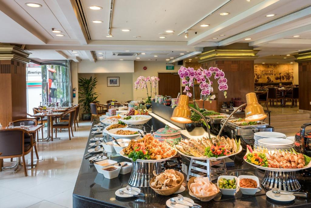 Hotel Grand Pacific Singapur Singapur Booking Com