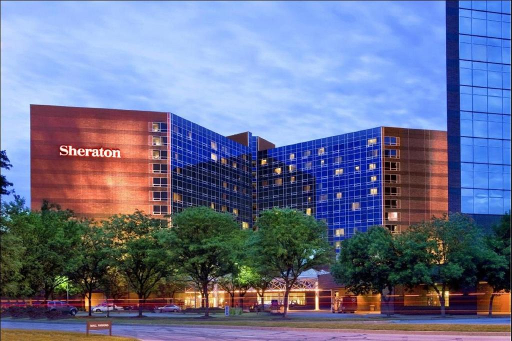 Sheraton Indianapolis Hotel At Keystone Crossing Reserve Now Gallery Image Of This Property