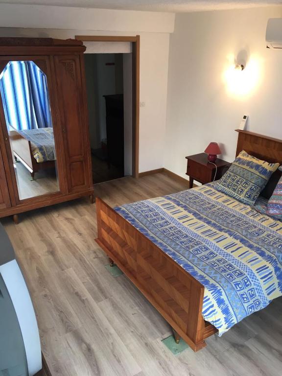 Un ou plusieurs lits dans un hébergement de l'établissement Naciento