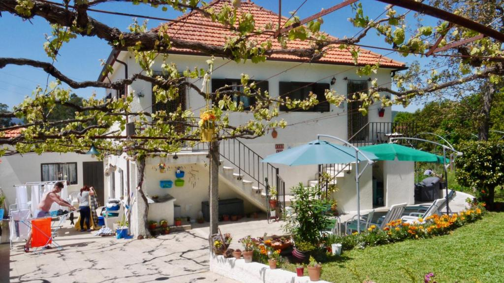 Guesthouse Casa Das Lages Paredes De Coura Portugal Booking Com