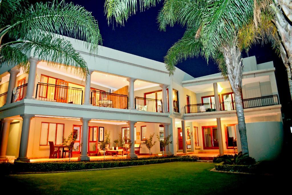 Casa de hóspedes Silver Palms (África do Sul Pretoria ...