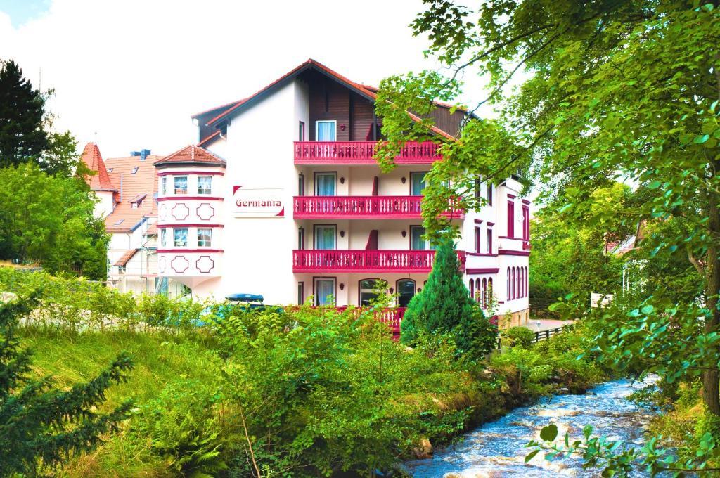 Wellnesshotel Germania (Deutschland Bad Harzburg) - Booking.com