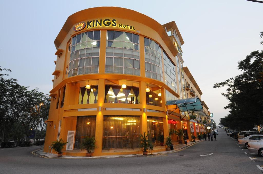 Kings Hotel Melaka Malacca Including Photos Booking Com