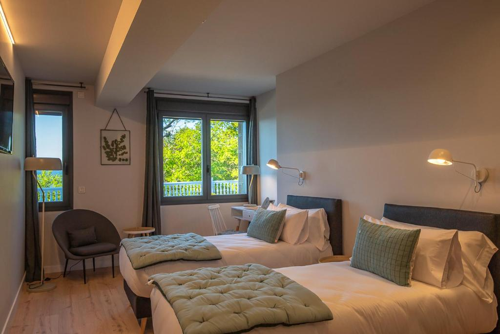 boutique hotels in gipuzkoa  57