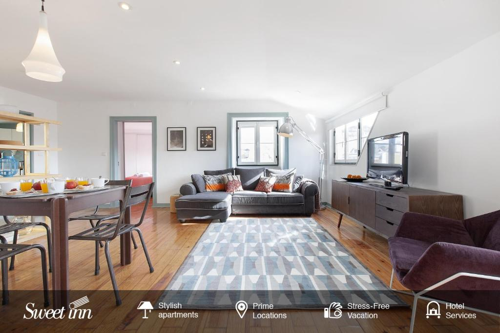 Design El Lissabon | Sweet Inn Apartments Moonlight Se Portugal Lissabon Booking Com