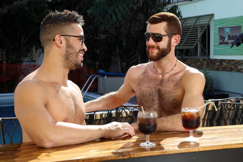 Gay big deck