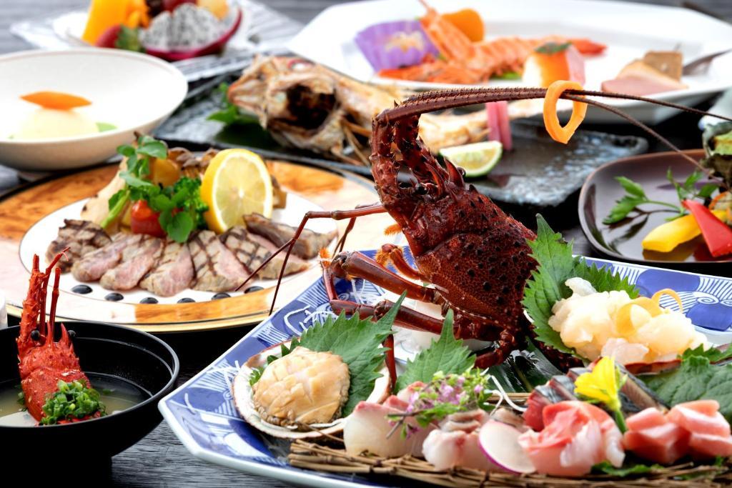 ポイント2.新鮮で美味しい魚介類が味わえる!いろり屋