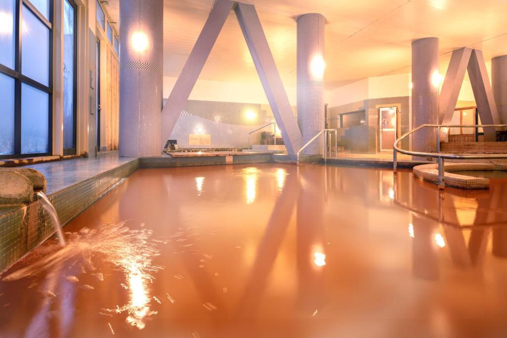 ポイント1.豊富な設備でくつろげる!九十九島温泉の大浴場