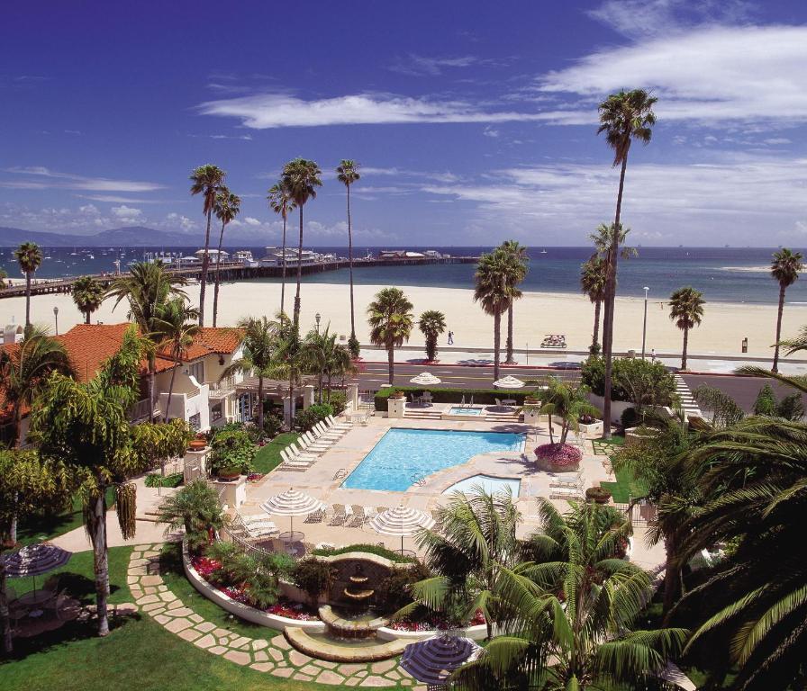 Beach House Inn Santa Barbara California