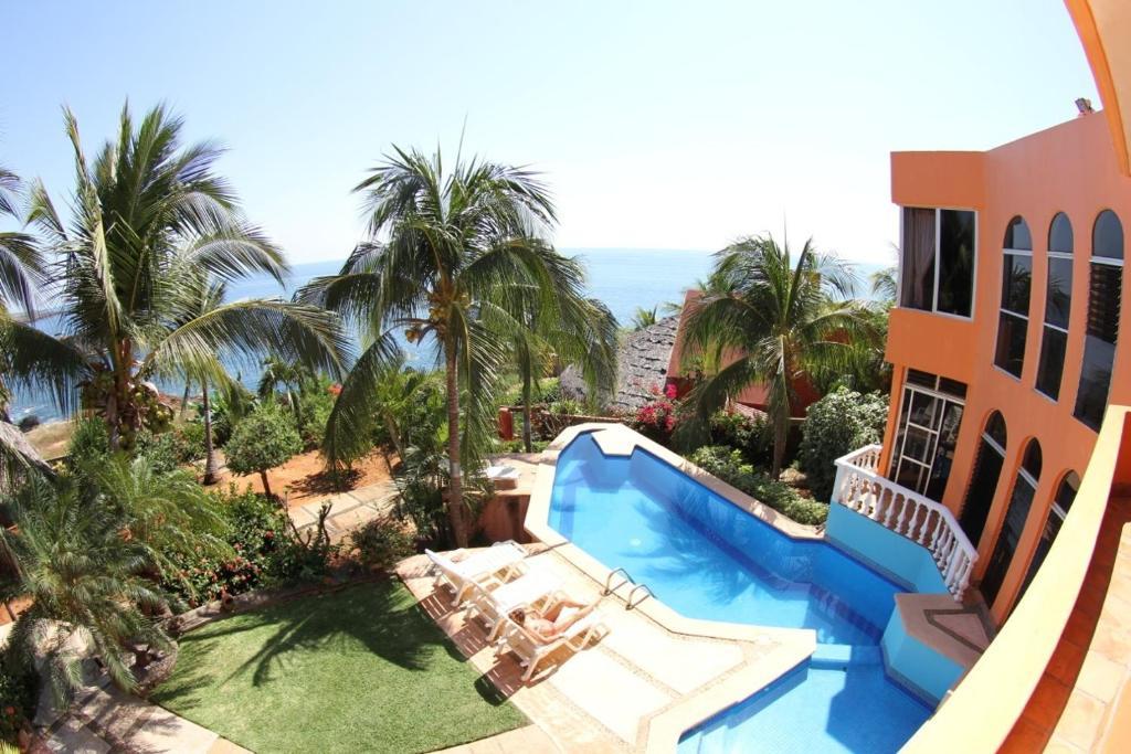 Vista de la piscina de Hotel Villa Tropical o alrededores