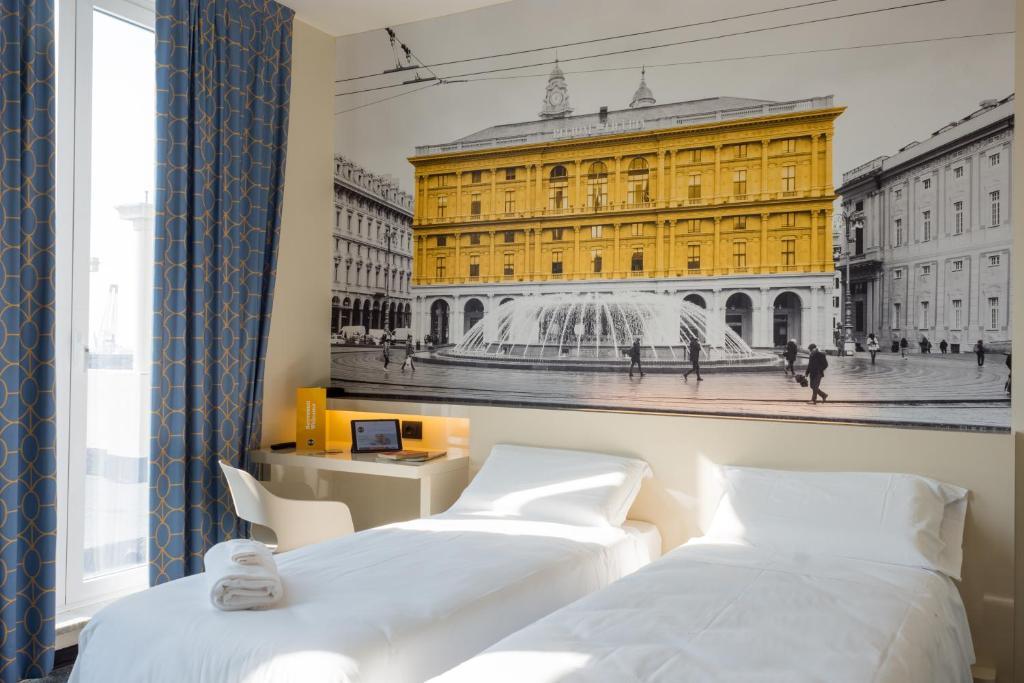 Hotel pas cher à Gênes : B&B Hotel Genova