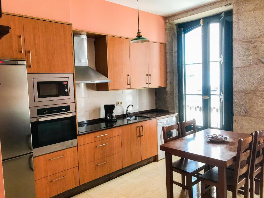 Apartments In Laiño Galicia