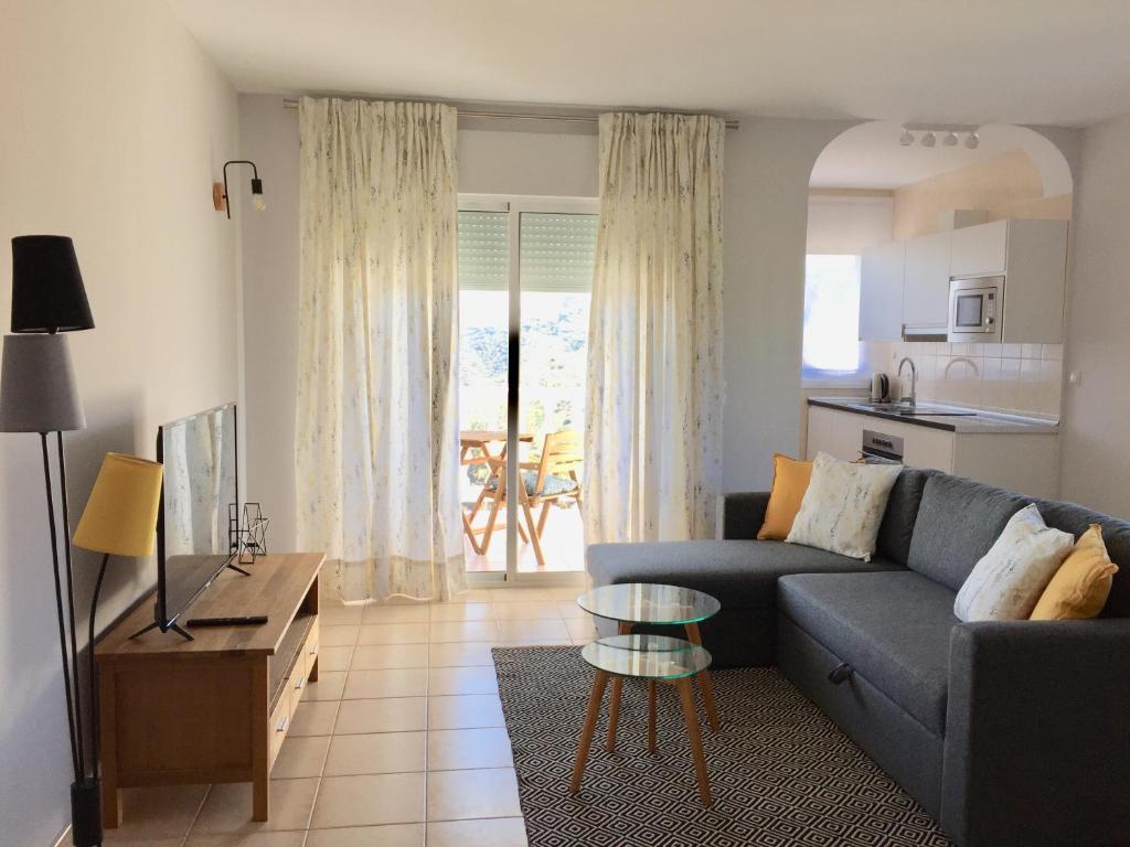 Apartments In Cómpeta Andalucía