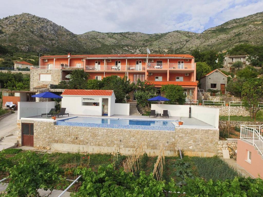 The swimming pool at or near Apartmani Ana