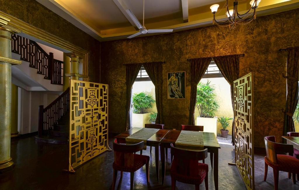 Hotel deco on sri lanka galle booking