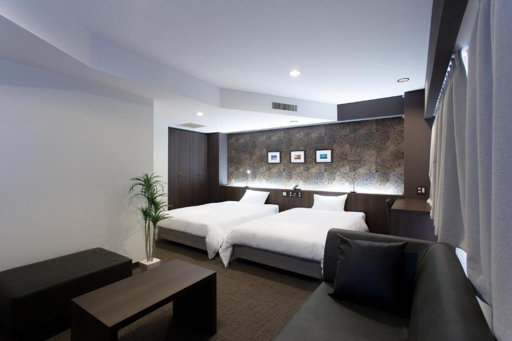 ポイント2.モダンでシンプルなお部屋は過ごしやすさ抜群