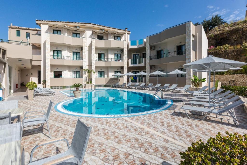 Amalia Apartments (Griechenland Balíon) - Booking.com