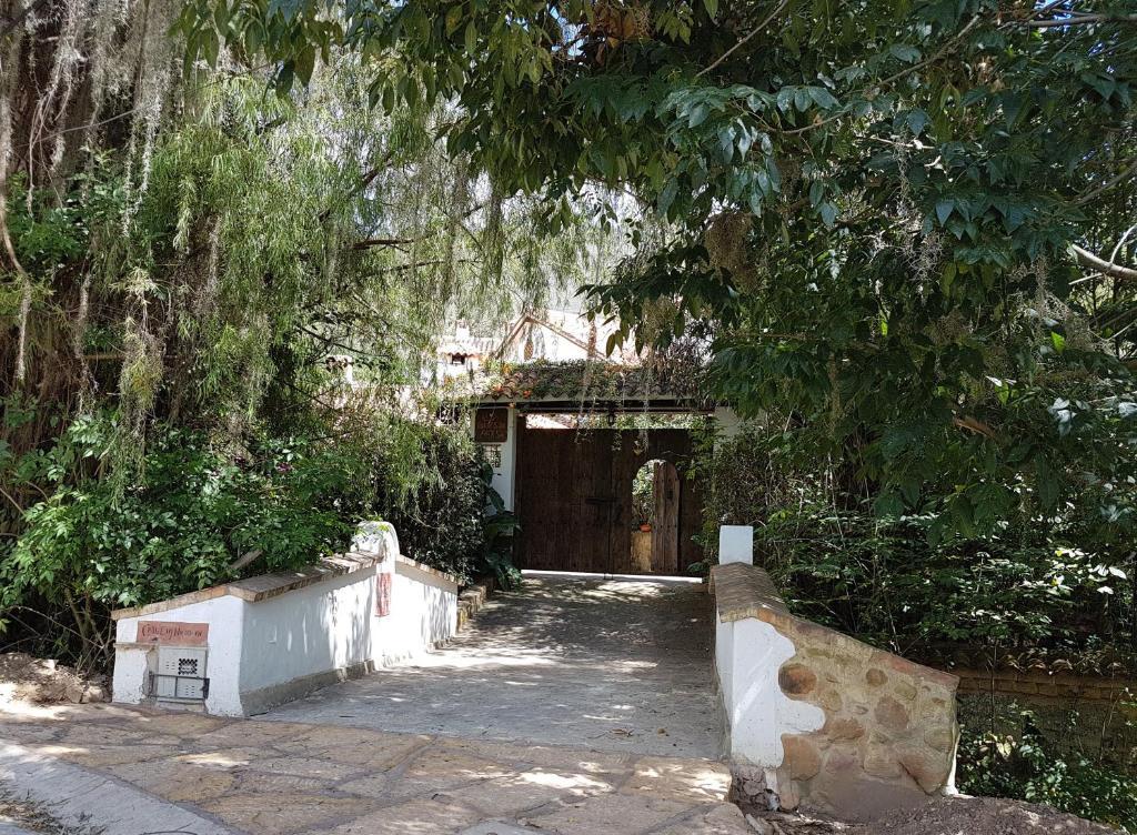 Hotel cerca : Casa de Las Aguas