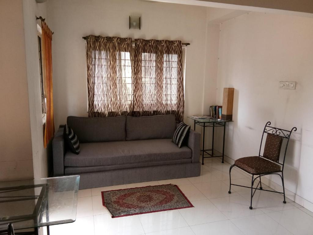 1 Bhk Apartment At Mahanirban Rd Kolkata India Bookingcom