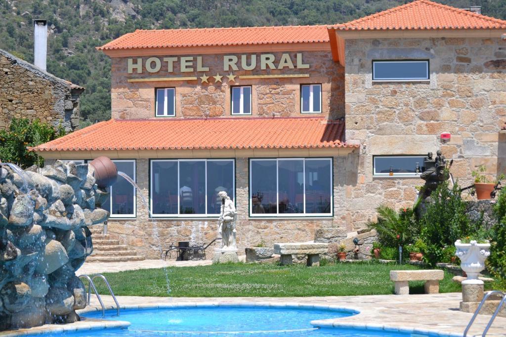Hotel rural casa da eira p ro viseu portugal - Casa rural lisboa ...
