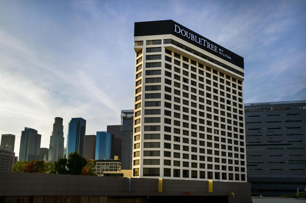 DoubleTree by Hilton Los Angeles Downtown.