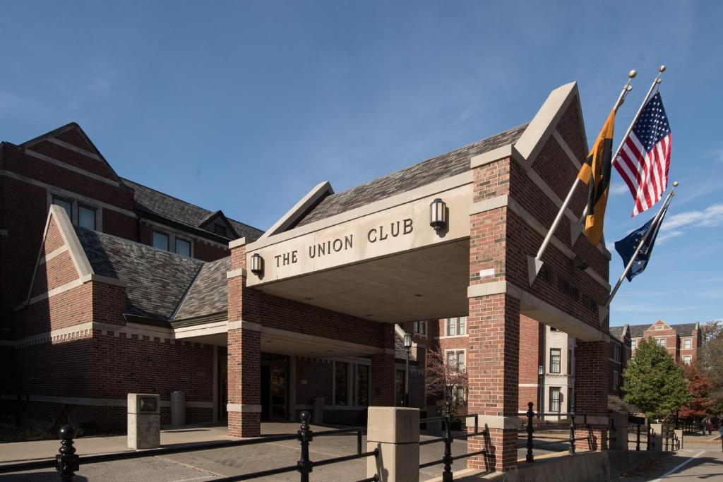 Union Club Hotel Purdue West Lafayette In Booking Com