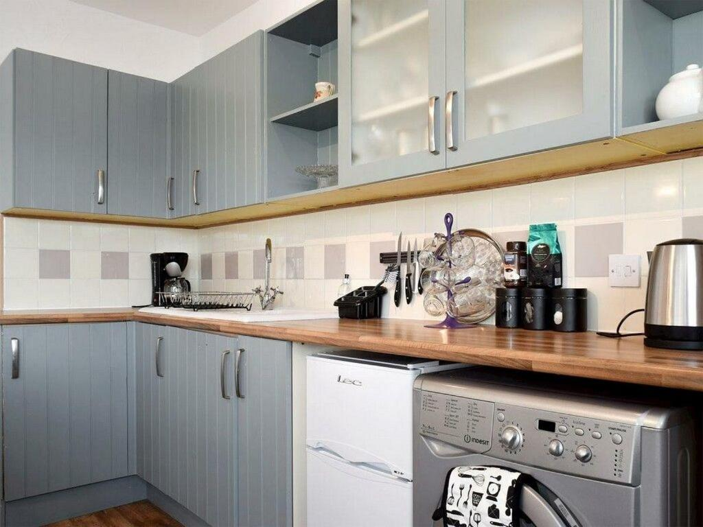 A kitchen or kitchenette at Emily's Nook, Wigton
