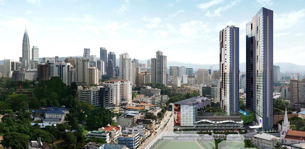 Apartment The Robertson Suites  Kuala Lumpur  Malaysia