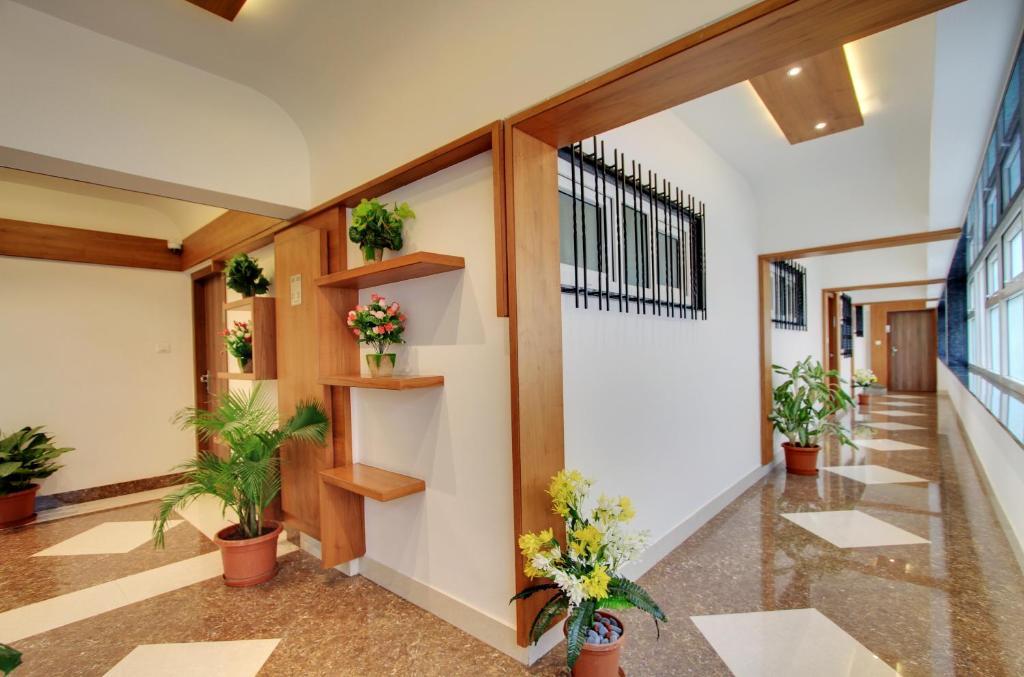 white castle corporate residences  bangalore  india