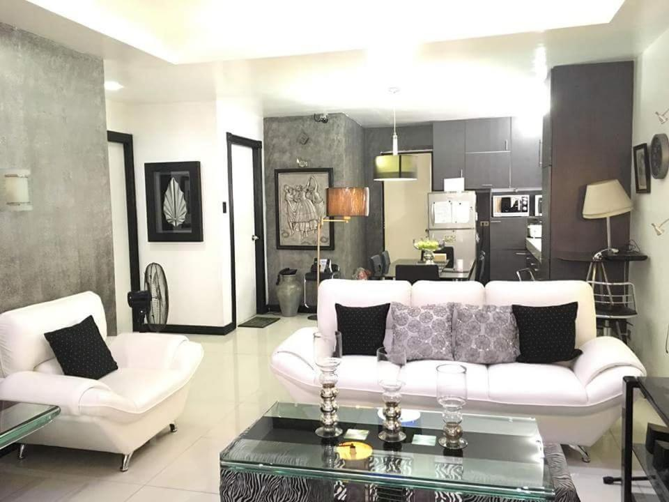 A seating area at B201 Low Rise Condo