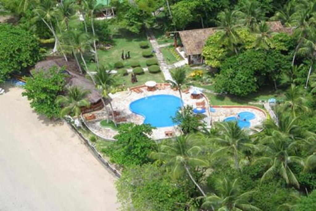 A bird's-eye view of Hotel Praia do Encanto