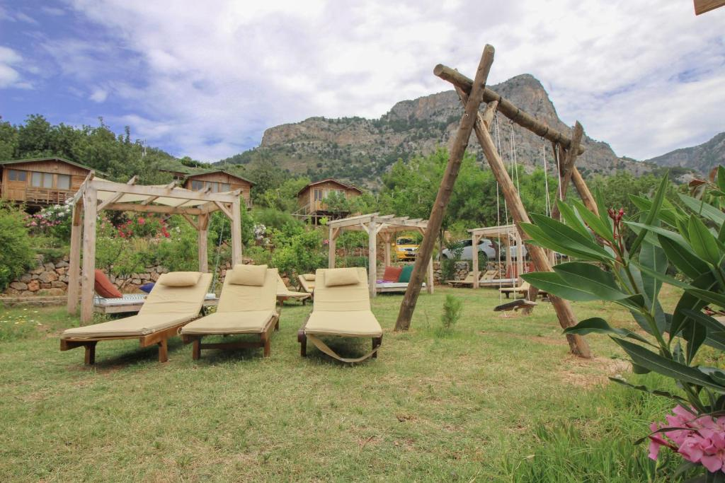 Resort Village Olive Garden Kabak, Faralya, Turkey - Booking.com