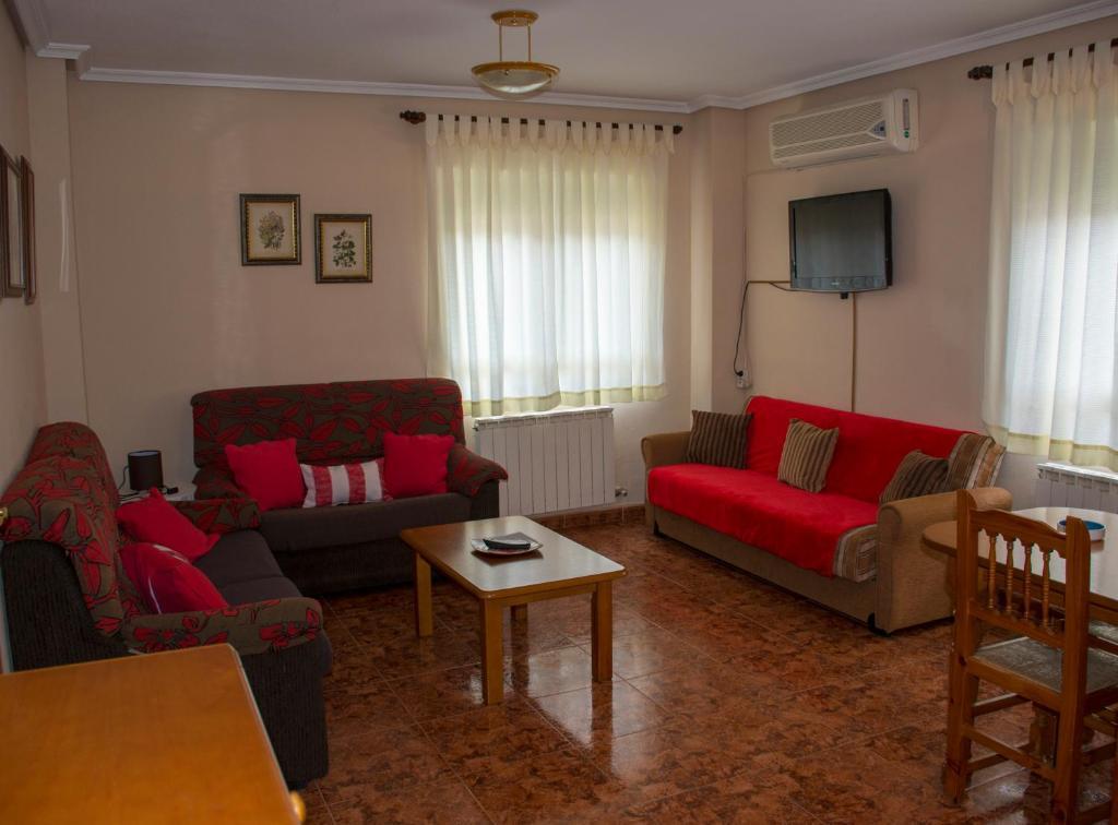 Apartments In Ossa De Montiel Castilla-la Mancha