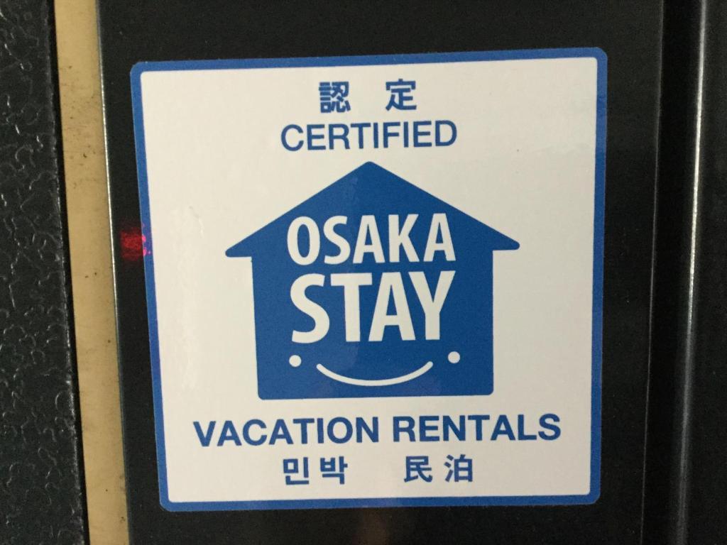 Apartment Gallery Compass, Osaka, Japan - Booking.com