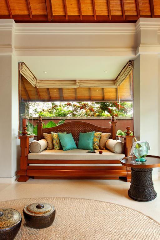 The villas at grand nikko bali nusa dua indonesia for Resort spa home decor