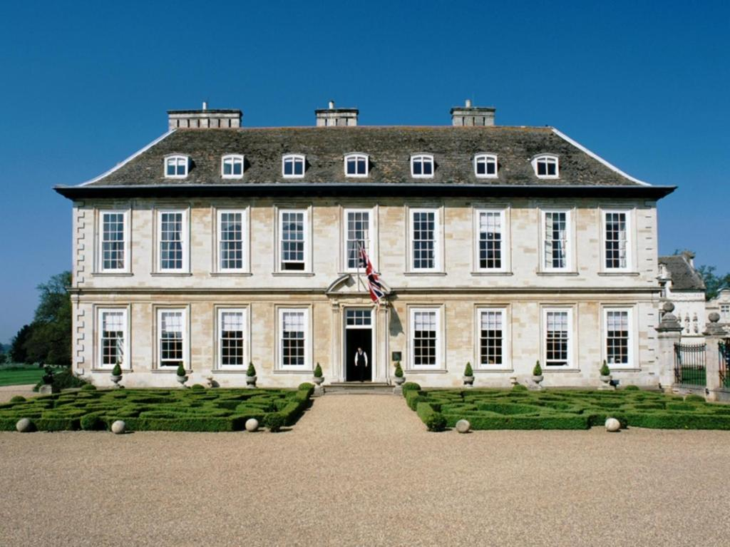 Country house Stapleford Park House Melton Mowbray UK Bookingcom