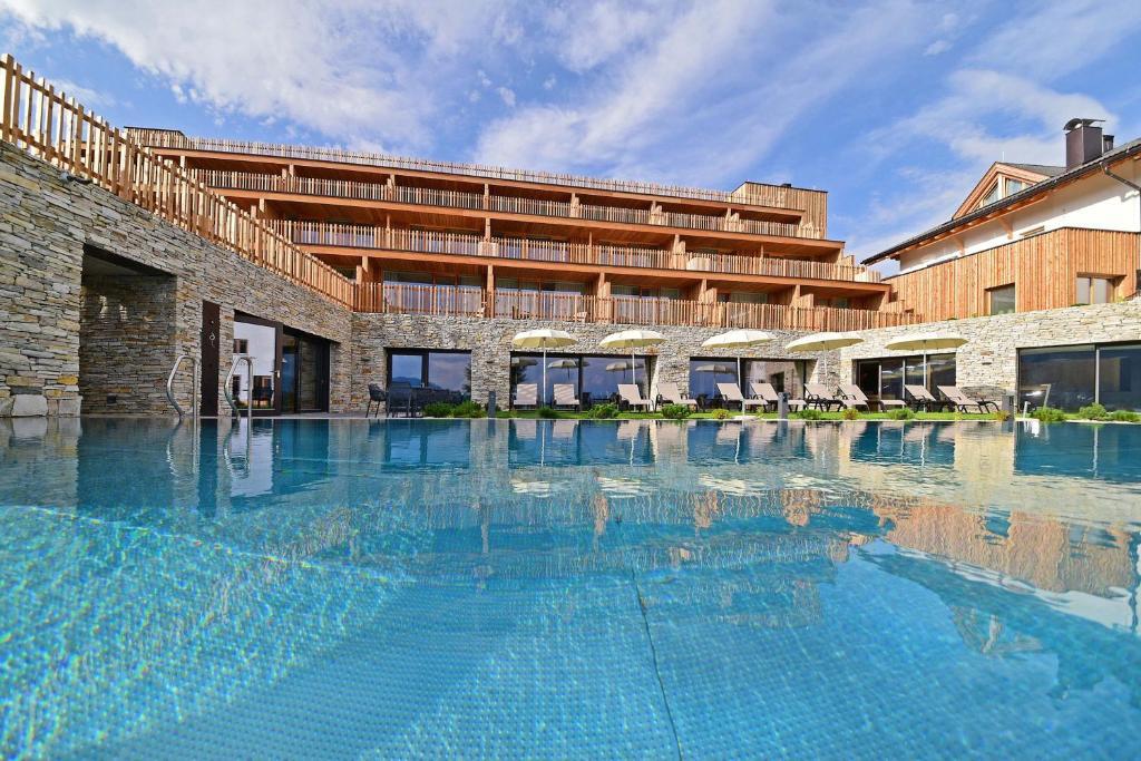 Hotel Tratterhof 4 Sterne Superior Italien Meransen Bookingcom