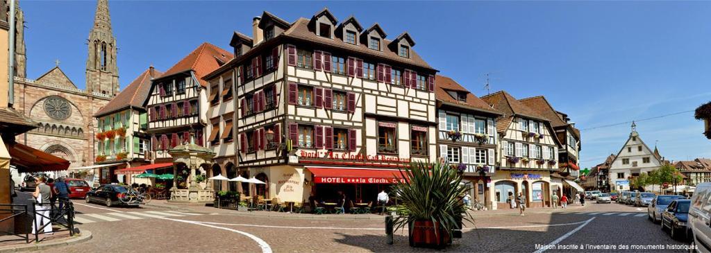 Hotel De La Cloche Obernai Tarifs 2019