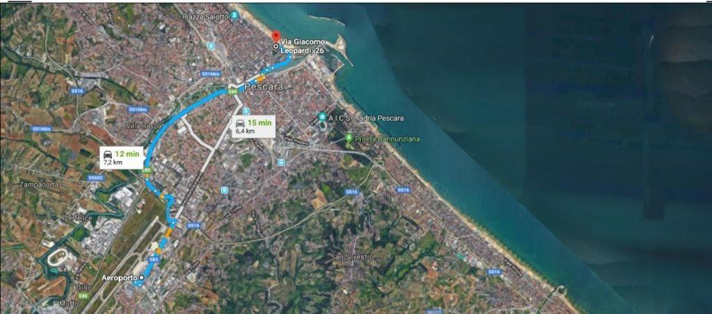 Monolocale Via Leopardi, Pescara – Updated 2018 Prices