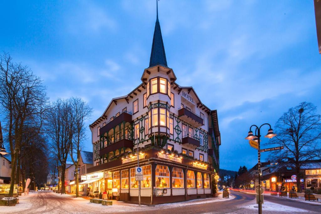 Hotel Victoria (Deutschland Bad Harzburg) - Booking.com