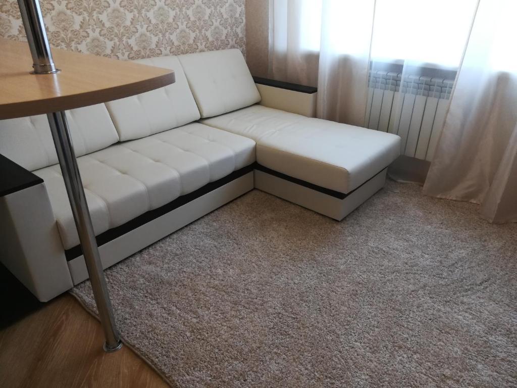 Гостиная зона в Kvartira-studiia