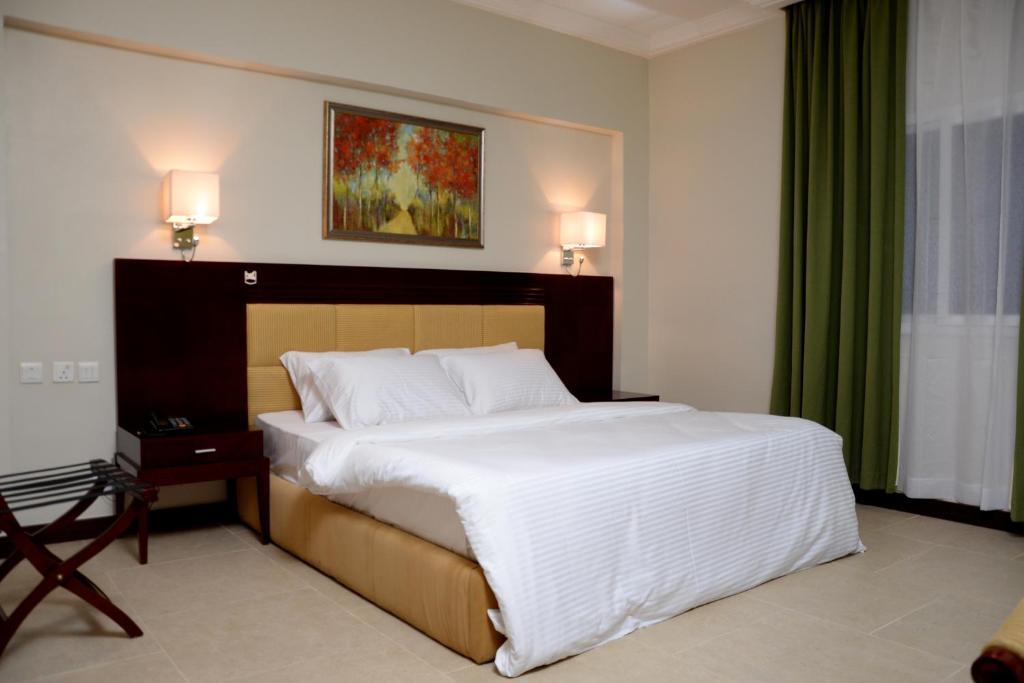 Check Inn Hotel Abuja Nigeria Booking Com