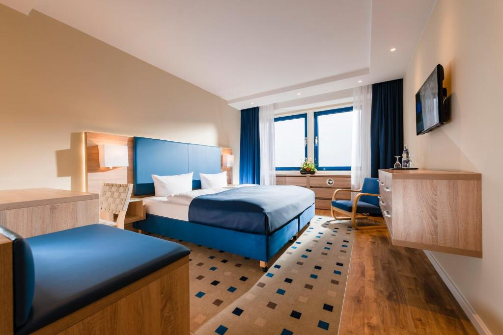 Hotel Usedom Balkon 2 Schlafzimmer