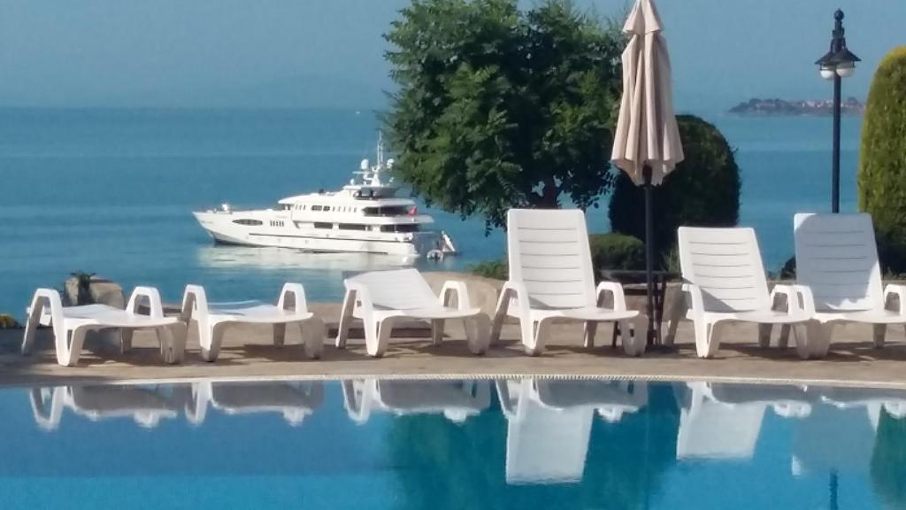 Апартамент SCR Official, Saint Vlas, Sunny Beach Bulgaria, 1-bed apartment, sleeps 4 persons - Свети Влас