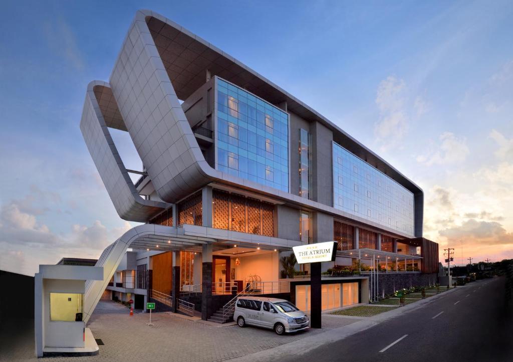 The Atrium Hotel Resort Yogyakart Yogyakarta Indonesia Booking Com